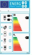 Caldera de condensación Ferroli BLUEHELIX PRO 32 C N + Nuevo cronotermostato Wifi + Kit salida gases estándar_product