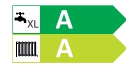 Caldera a gas de condensación Ferroli BLUEHELIX PRO 32 C + Kit salida de GASES_product